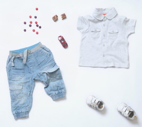 Фото детских вещей