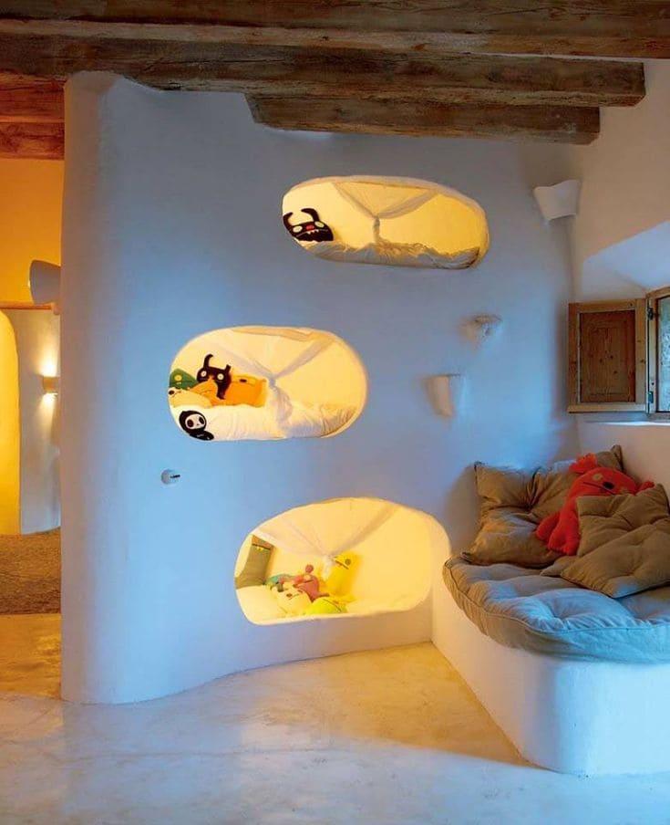 Дизайнерская детская кровать