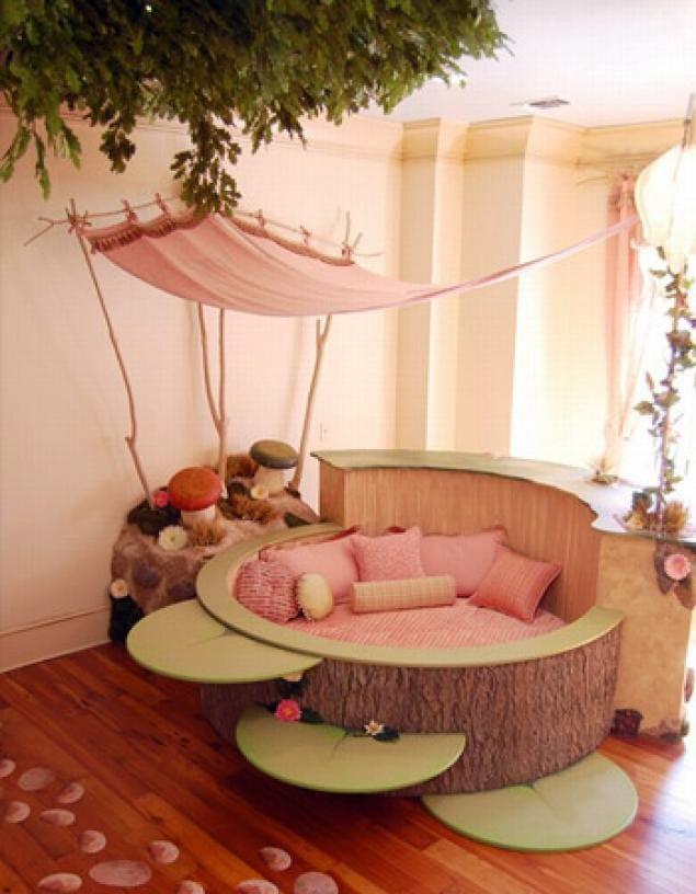 Креативные кровати для детей
