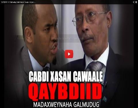 Cabdi-Qaybdiid