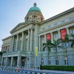 ナショナル・ギャラリー・シンガポール National Gallery Singapore