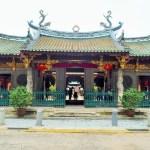 シアン・ホッケン寺院 天福宮 Thian Hock Keng Temple