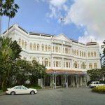 ラッフルズホテル Raffles Singapore