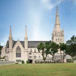セント・アンドリュース大聖堂 St. Andrew's Cathedral
