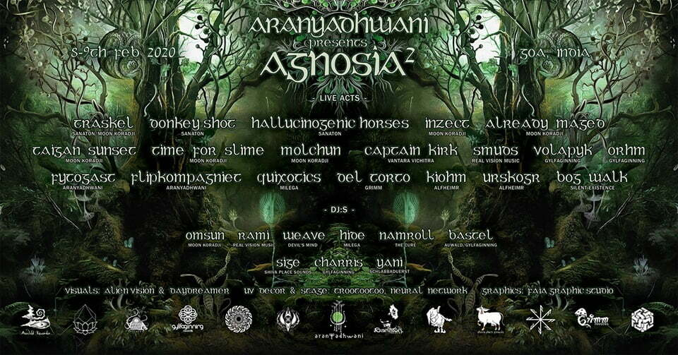 Agnosia 2 by Aranyadhwani