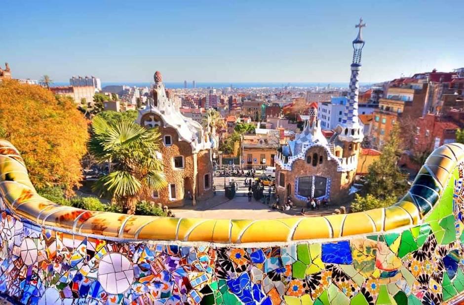 Barcelona summer camp