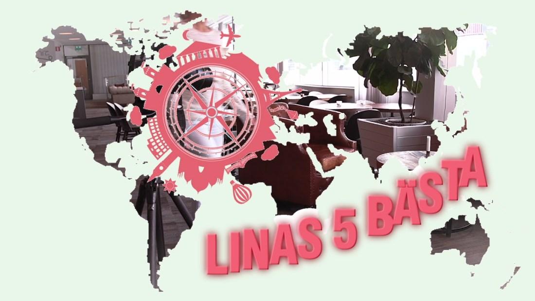 Linas 5 bästa (maj)