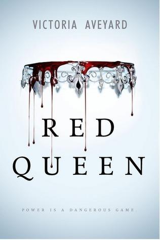Red Queen by Victoria Avenyard