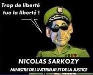 Sarkozy sarkostique nicolas blog 2007 presidentielle