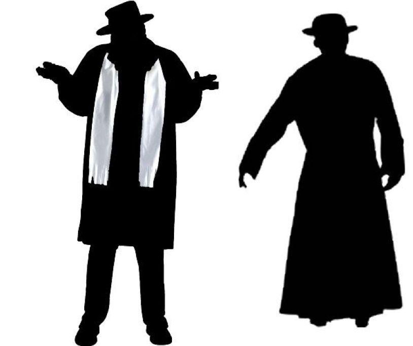 """Résultat de recherche d'images pour """"gif pretre et rabbin"""""""