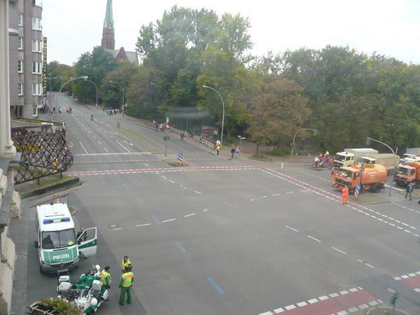 Marathon Berlin 2007