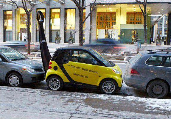 smart car shoe horn