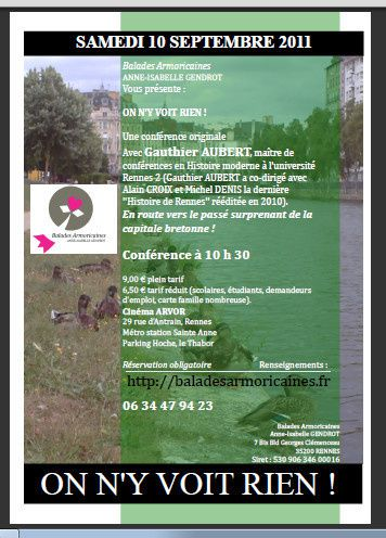 conférence rennes
