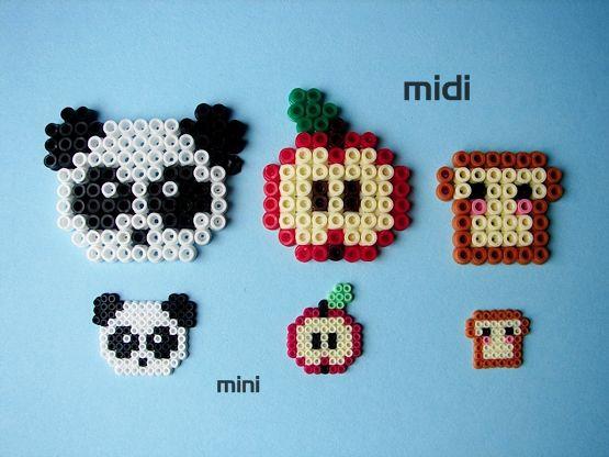 Food Perler Bead Patterns