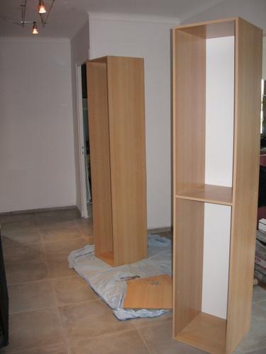 Meuble De Salle De Bains Rcup Et Peinture La Maison