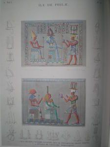L'Art égyptien au Louvre : Des reliefs ... 2