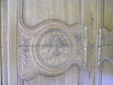 Armoire Normande Cauchoise Sculpt Quel Est Lorigine Du
