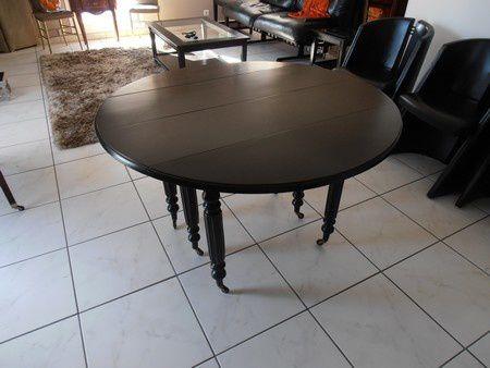 2 Modles De Table Et 2 Styles Diffrents Atelier De L