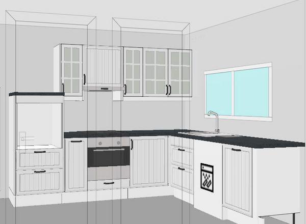 Cuisine Ikea étape N1 La Conception Dans La Cuisine D