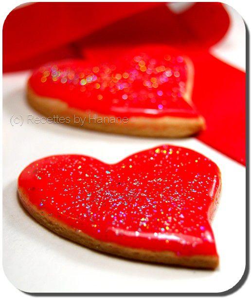 """Résultat de recherche d'images pour """"recettes biscuits Saint valentin"""""""