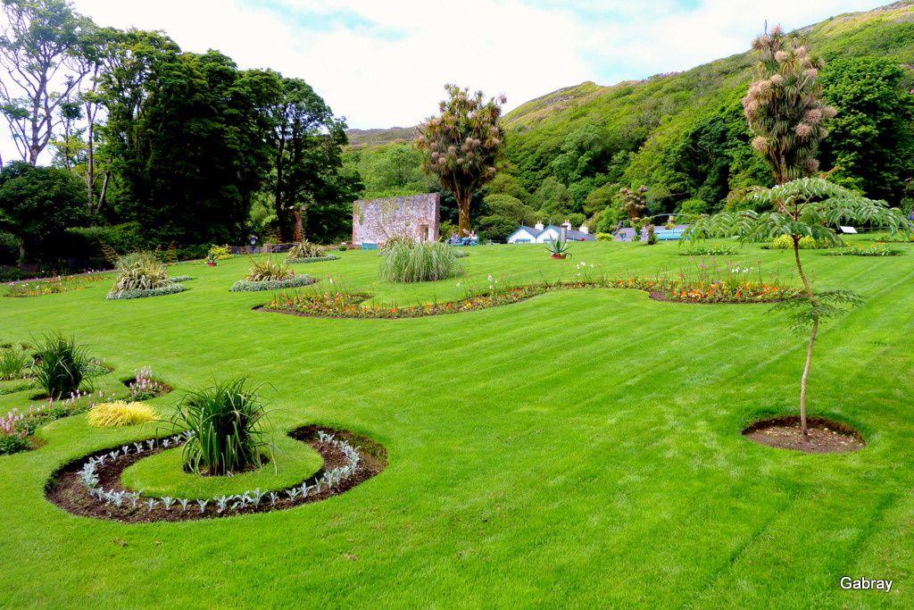 Amnager Un Grand Jardin Finest Amnager Son Jardin Et Sa