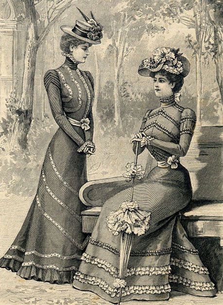 Costumes Femme 1900