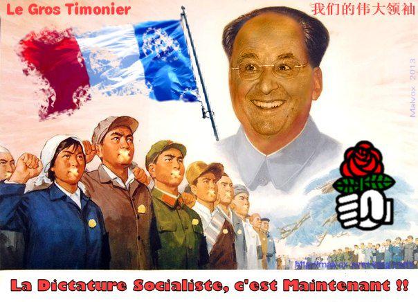 """Résultat de recherche d'images pour """"dictateur mao tsé toung françois hollande"""""""