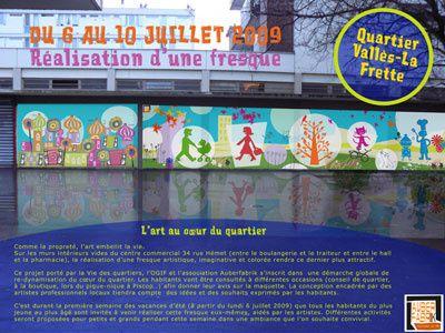 fresque Vallès-la frette