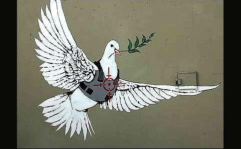 Banksy Le Blog De Mlanie