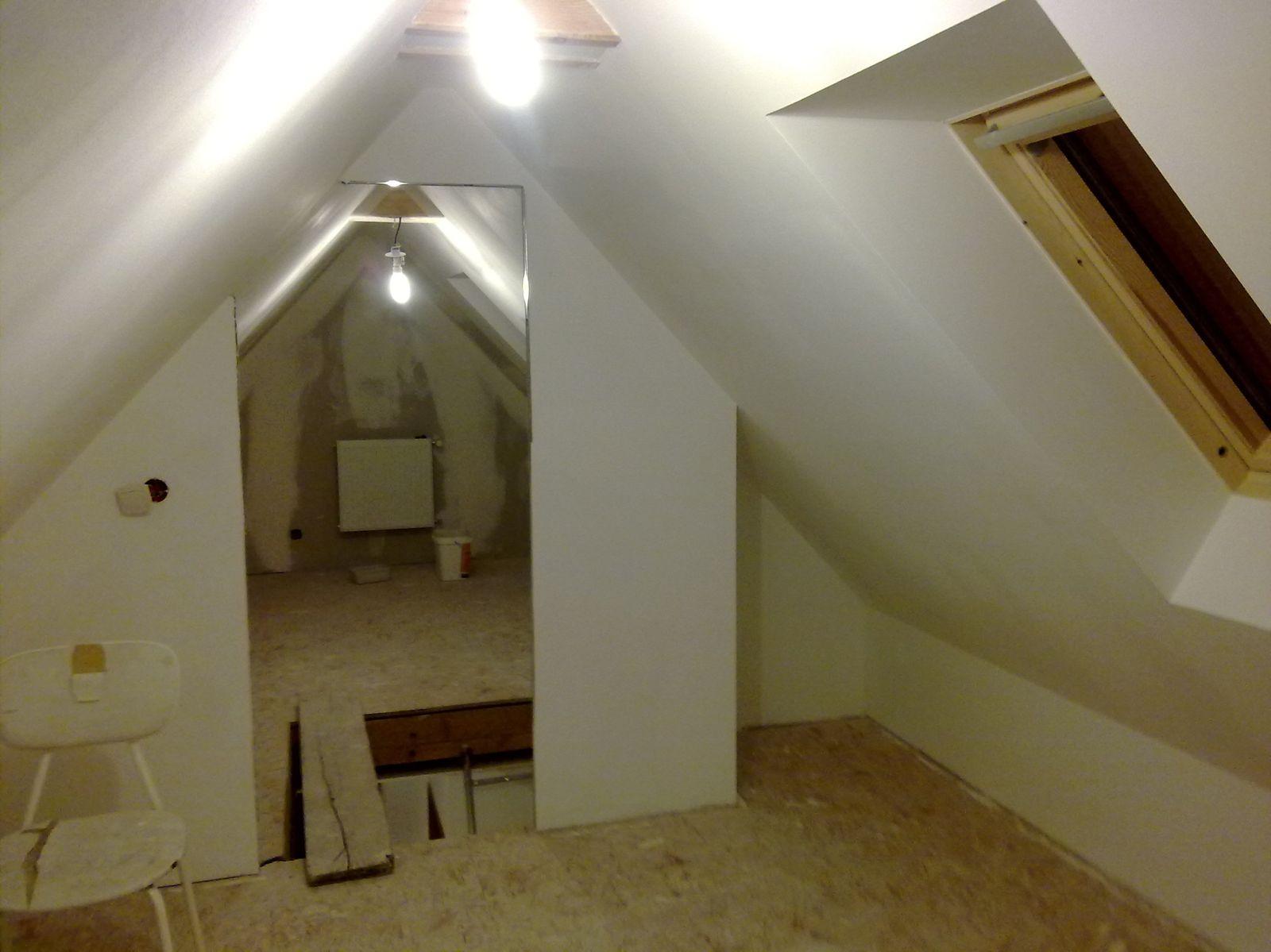 Amenagement Des Combles La Construction De Notre Maison