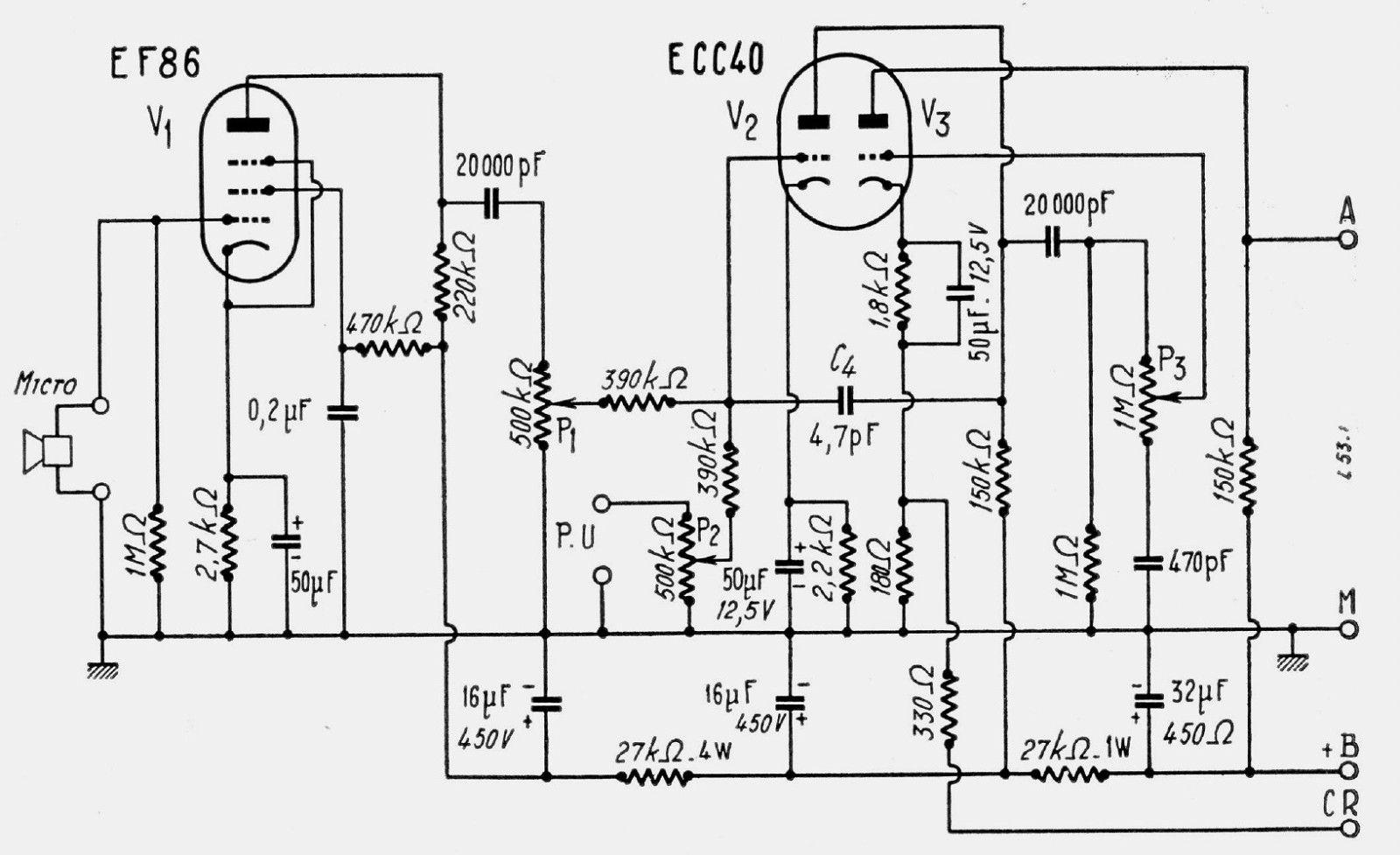 Amplificateurs Audio Hifi A Tubes