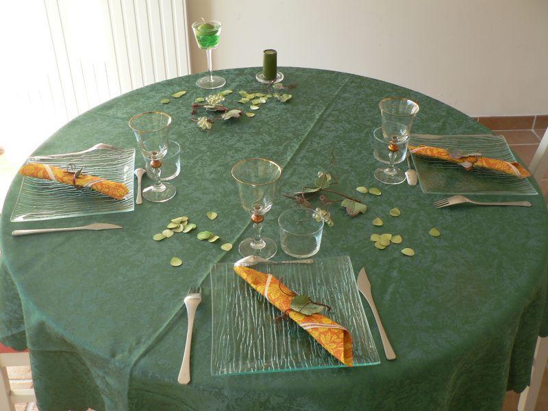 Table D Automne Le Blog De Dilettante