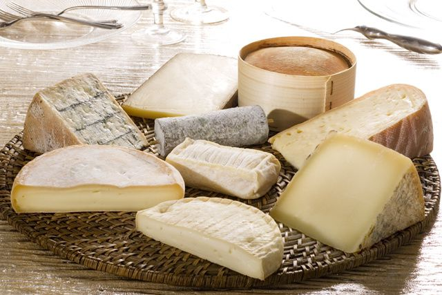 fromage vitamine a