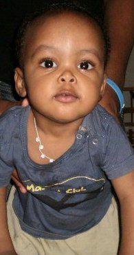 Mon neveu Mathis