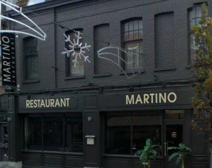 Le Martino en Belgique