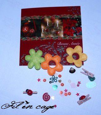 Echange + petits cadeaux