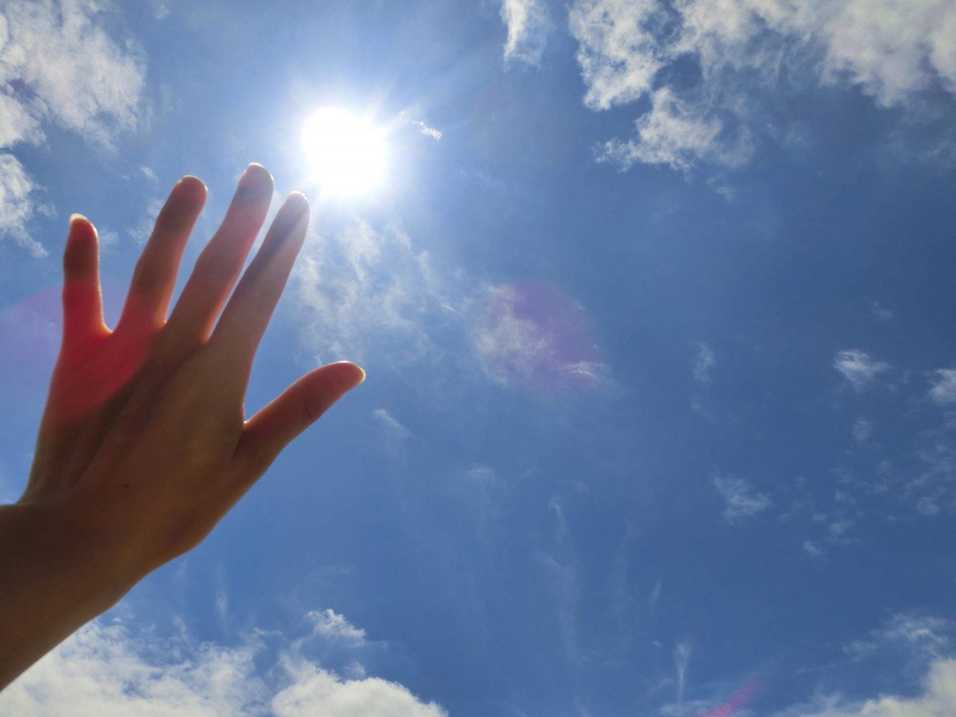 紫外線対策は万全?サングラスの話し。