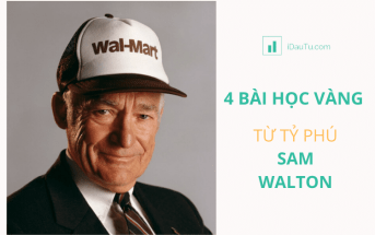 Tỷ phú Sam Walton