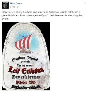 Leif Announcement