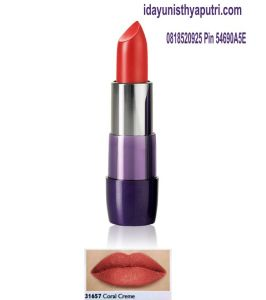 31657 Coral Creme the one 5 in 1 colour stylist cream lipstick