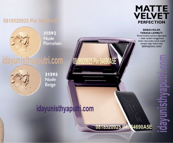 THE ONE MATTE VELVET POWDER 1