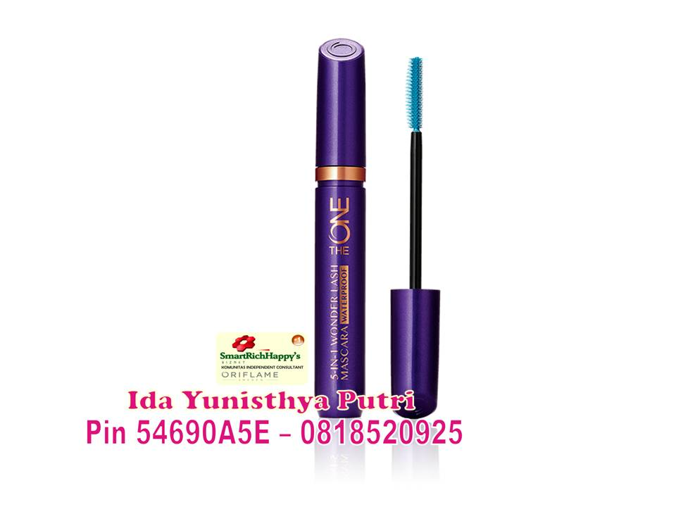 The One 5 in 1 Wonderlash Waterproof Mascara 31492