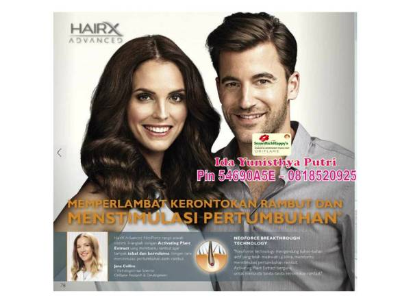 hairx advanced neoforce banner