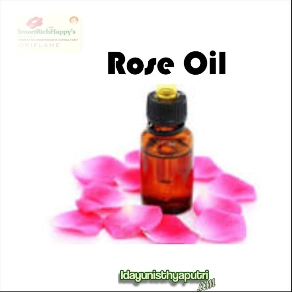 Rose oil eleo
