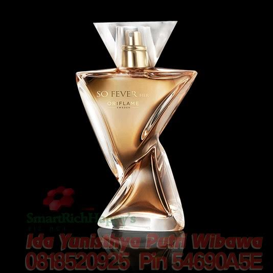 Oriflame so Fever Her Eau De Parfum 31099