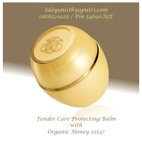 32537 Tender Care Protecting Balm With Organig Honey (Tender Care Madu)