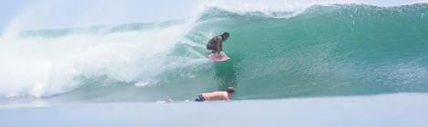 Balangan is one of Bali best surfing beach! via @junglegirl