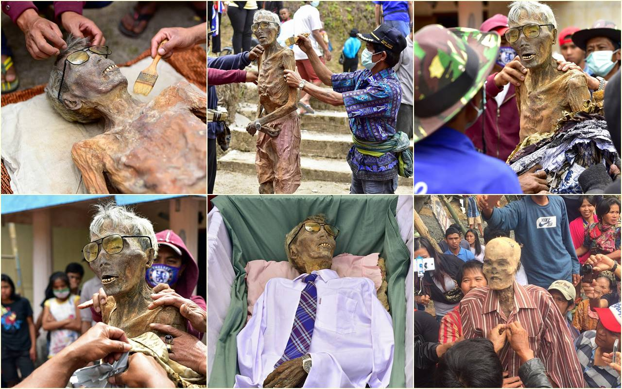 The Meaning of Death Behind the Ma'nene Ritual Tradition ...