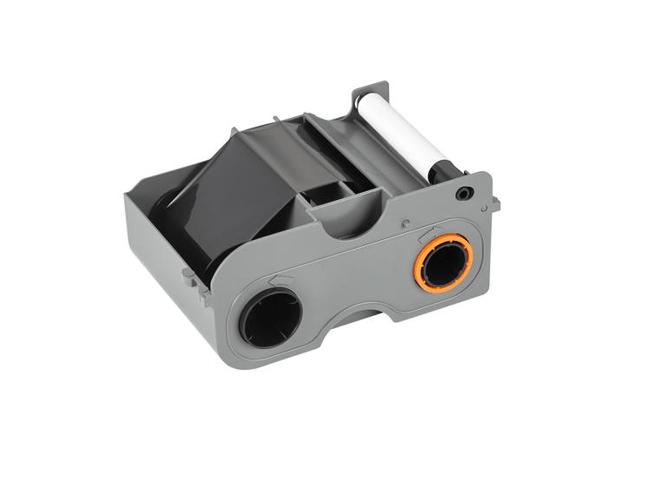 HID Fargo DTC300 C30 Black Monochrome Ribbon Kit