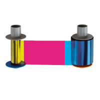 HID Fargo HDP5000-YMCK Printer Ribbon
